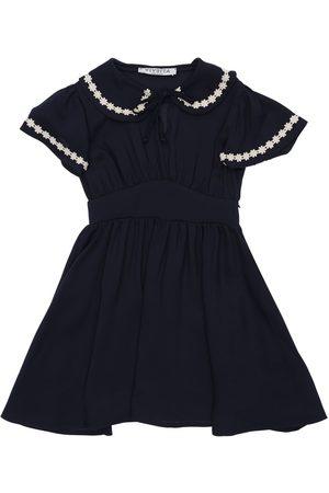 VIVETTA Viscose Crepe Dress