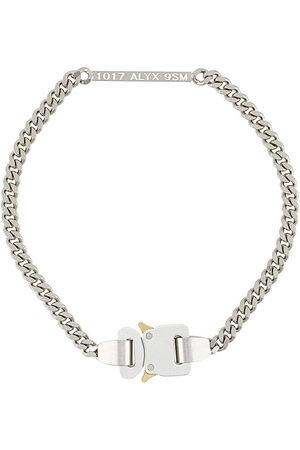 1017 ALYX 9SM Halskette mit Schnalle - GRY0002
