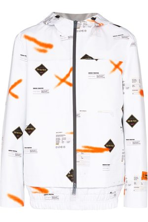 Heron Preston GORE-TEX' Windbreaker