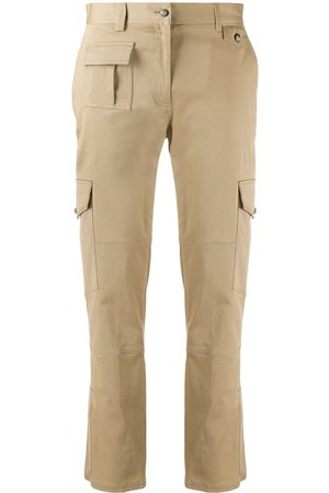 Dolce & Gabbana Slim-fit cargo trousers - Nude