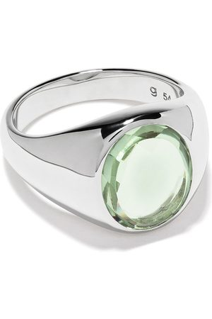 TOM WOOD Lizzie' Ring - SILVER