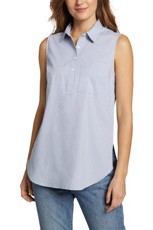 Eddie Bauer Mädchen Blusen - Girl on the go Bluse ärmellos Gr. XS