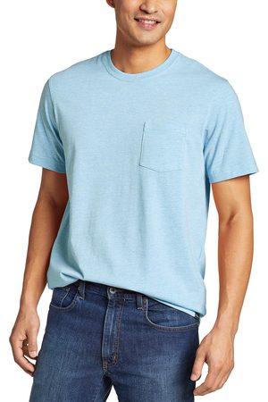 Eddie Bauer Legend Wash Pro Shirt - Kurzarm mit Tasche Herren Gr. S