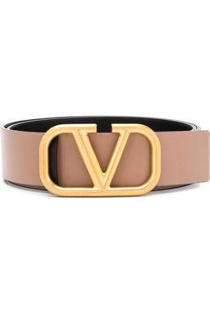 VALENTINO GARAVANI Damen Gürtel - Gürtel mit Logo-Schnalle