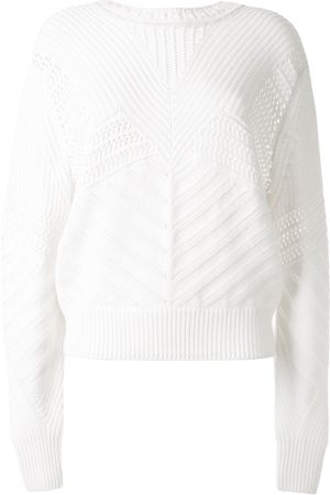 Barrie Pullover mit Cut-Out