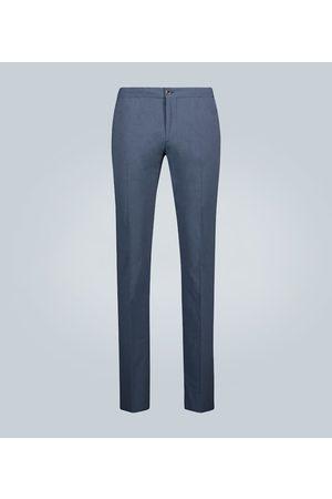 Incotex Slim-Fit Hose aus Baumwollstretch