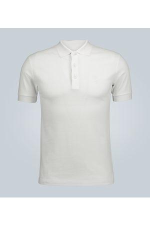 Burberry Poloshirt aus Baumwolle