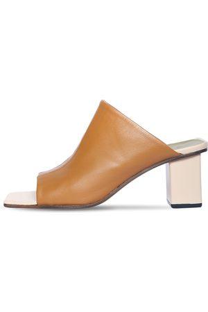 Gray Matters Damen Sandalen - 60mm Coda Leather Mule Sandals