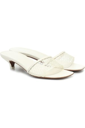 Neous Sandalen aus Leder
