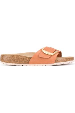 Birkenstock Open toe buckled sandals