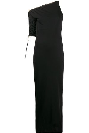 Gianfranco Ferré 1990s Einschultriges Kleid