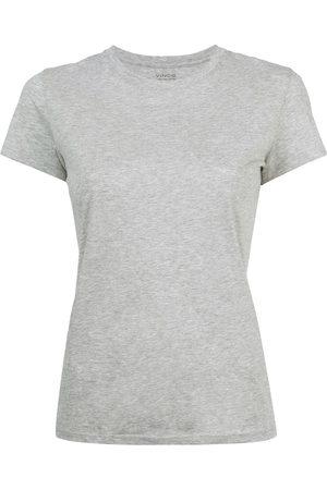Vince Damen Shirts - T-Shirt mit rundem Ausschnitt