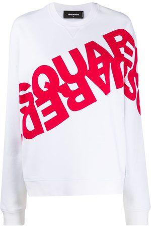 Dsquared2 Damen Sweatshirts - Logo-printed sweatshirt