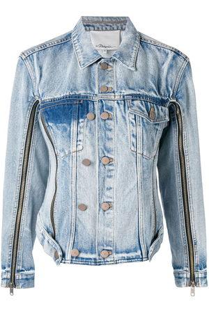 3.1 Phillip Lim Klassische Jeansjacke