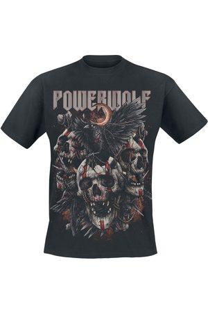 Powerwolf Dead Boys Don't Cry T-Shirt