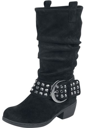 Black Premium by EMP Damen Stiefel - These Boots Are Made For Walking Boots