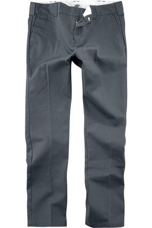 Dickies Slim Fit Work Pant WE872 Chinopant charcoal