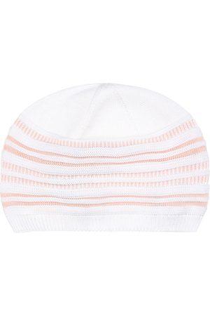 Loro Piana Baby Mütze aus Baumwolle