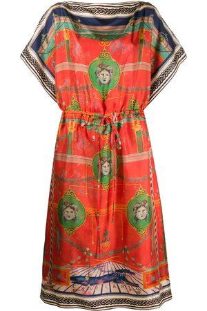 Gucci Kleid mit grafischem Print