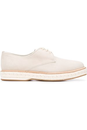 Church's Braided sole lace-up shoes - Nude