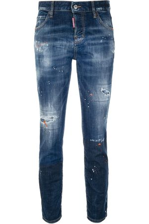 Dsquared2 Jeans im Distressed-Look