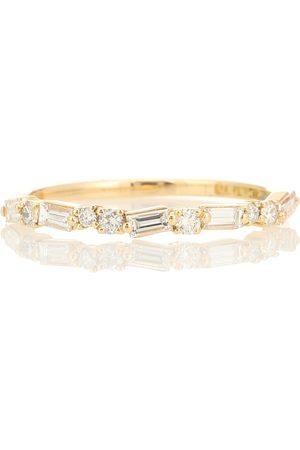 Suzanne Kalan Damen Ringe - Ring aus 18kt Gelbgold mit Diamanten