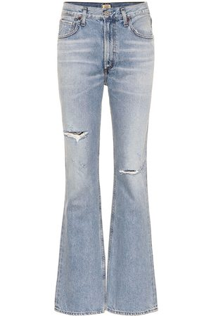 Citizens of Humanity Mid-Rise Jeans Libby