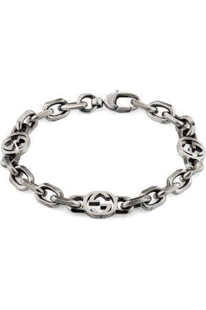 Gucci Armband aus Silber mit GG