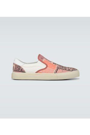 AMIRI Slip-On Sneakers Bandana