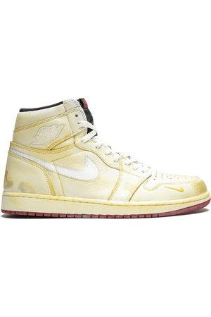 Jordan Air 1 Hi OG NRG' Sneakers - SAIL/WHITE-VARSITY RED
