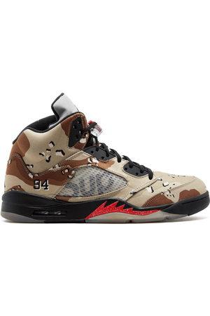 Jordan Air 5 Retro Supreme sneakers - Nude