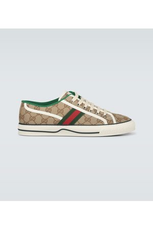 Gucci Canvas-Sneakers Tennis 1977