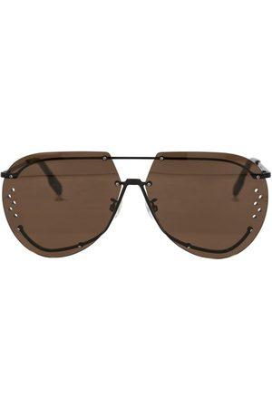 Kenzo Herren Sonnenbrillen - Brille Aviator aus Metall