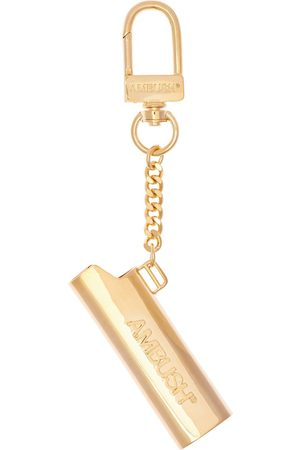 AMBUSH Embossed Lighter Case Key Chain