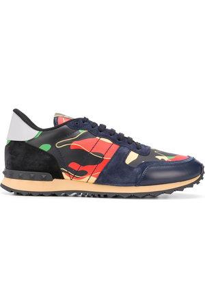 VALENTINO Garavani 'Rockrunner' Camouflage-Sneakers