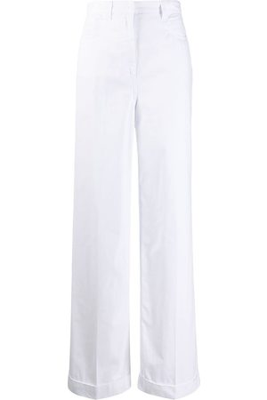 Serafini High rise straight leg jeans