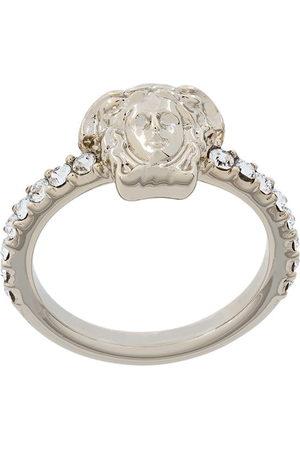 VERSACE Medusa' Ring - Metallisch