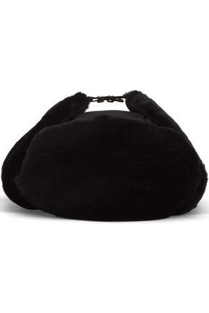 Prada Shearling-Mütze