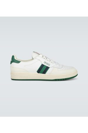 Polo Ralph Lauren Leder-Sneakers Court