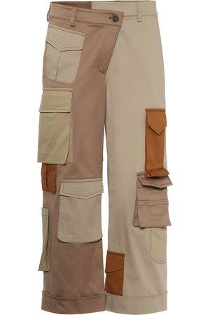 MONSE Hose aus Baumwolle