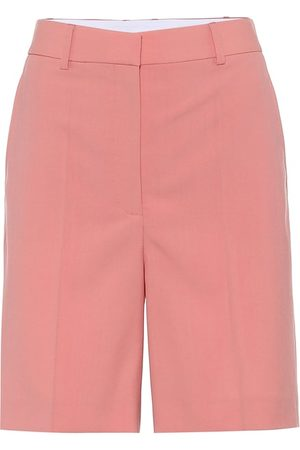 Stella McCartney Shorts Amber aus Wolle