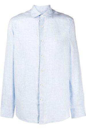 Ermenegildo Zegna Klassisches Leinenhemd