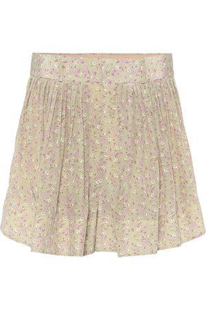 Chloé Shorts aus Seide