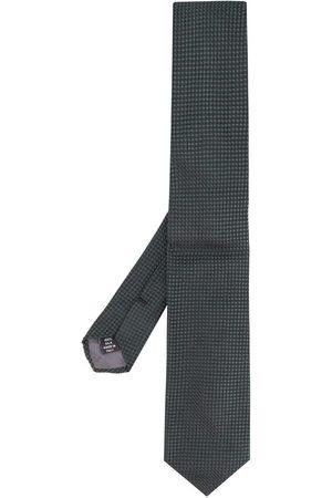 Gianfranco Ferré 1990s Krawatte mit Quadratmuster