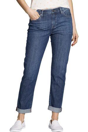 Eddie Bauer Elysian Boyfriend Jeans - Slim Leg Gr. 6