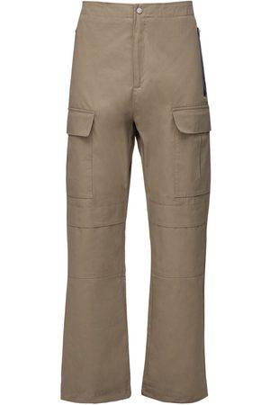 A-A ARTICA-ARBOX Cotton Cargo Pants