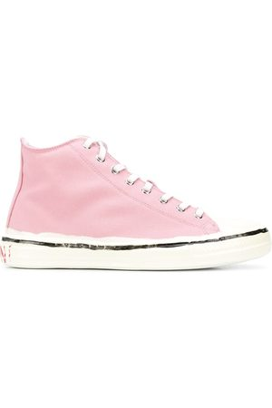 Marni High-Top-Sneakers aus Canvas