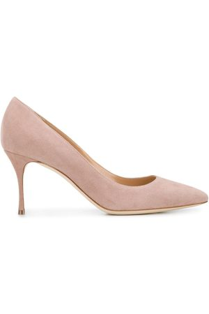 Sergio Rossi Godiva 75mm pointed pumps