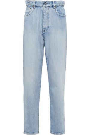 Miu Miu Damen Straight - Jeans mit geradem Bein