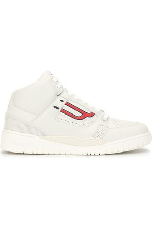Bally High-Top-Sneakers mit Logo